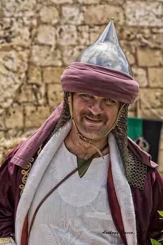 The Saracen, Medieval Mdina, Malta, 2019