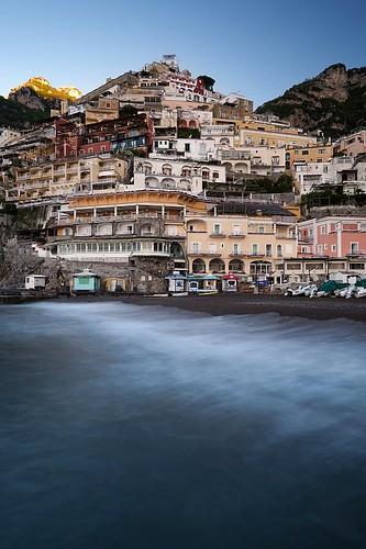 The Magic of Positano I.