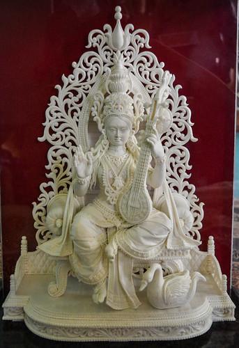 Model of Saraswati
