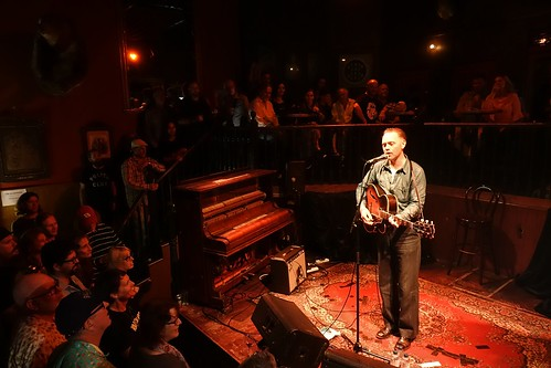 C.W. Stoneking at Lefty's Old Time Music Hall 10th May 2019