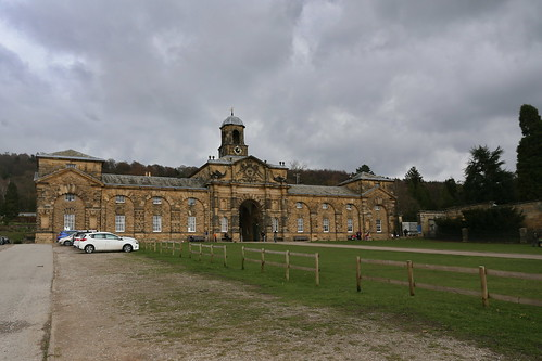 Chatsworth House, former Stables