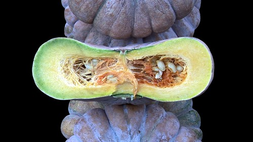 Cambodia - Market - Pumpkin - 1d