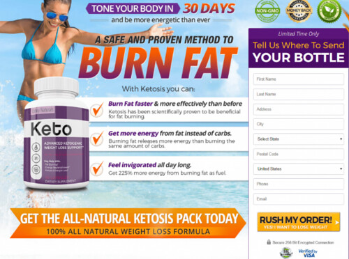 Envy Naturals Keto - Maintenance Of The Cholesterol Levels
