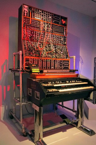 Keith Emerson Synthesizer