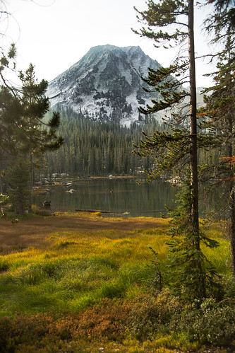 Sawtooth Backpacking