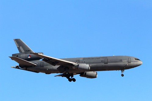 Boeing KDC-10 Royal Netherlands Air Force  T-264