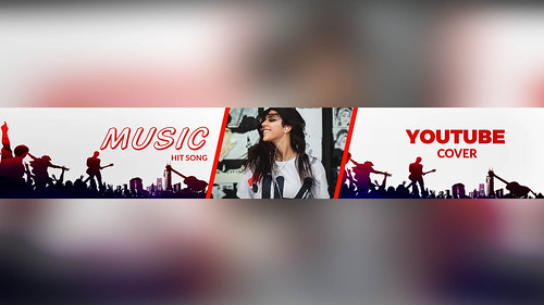 youtube music cover photo