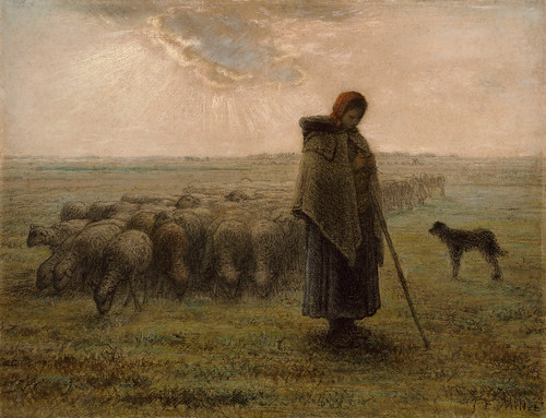1863_shepherdess_and_her_flock_2k