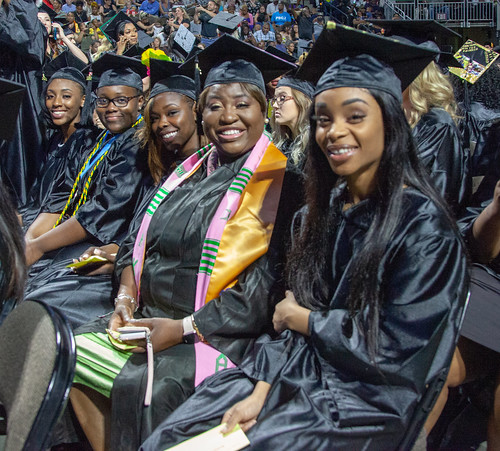 2019 Graduation K-106