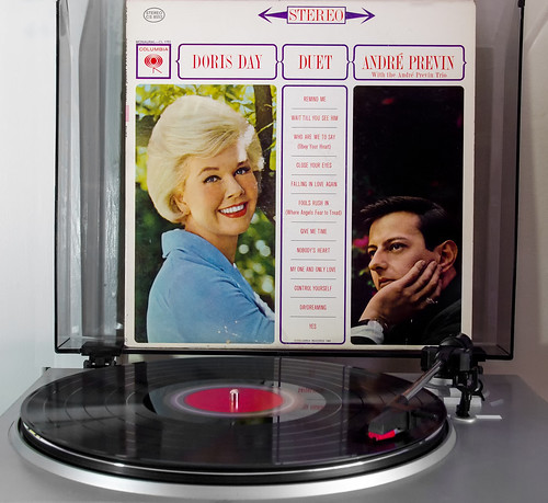 Duet – Doris Day And André Previn With The André Previn Trio (vinyl)