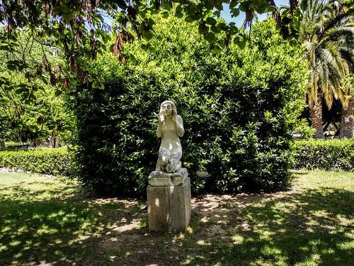 Jardín de los Viveros de Valencia - Jardines del Real