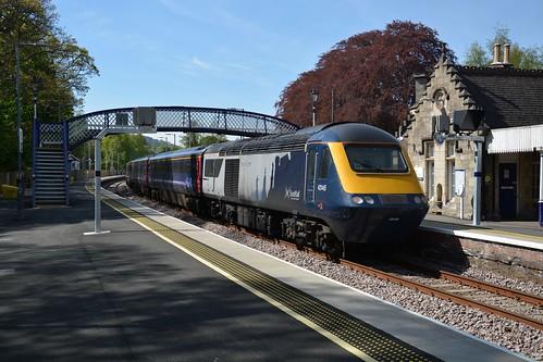 ScotRail 'Inter7City' Liveried Class 43, 43145