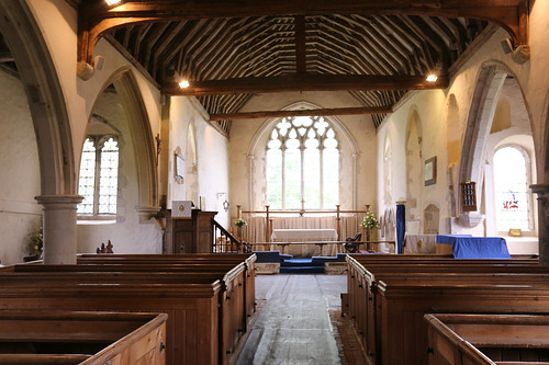 St Mary the Virgin, St Mary in the Marsh, Kent