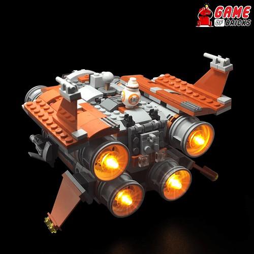 LEGO Star Wars 75178 Jakku Quad Jumper Light Kit