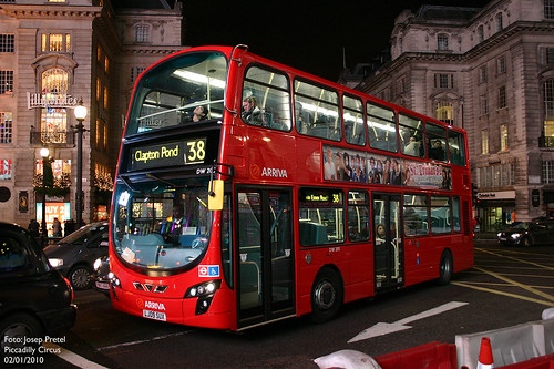 Arriva London DW205
