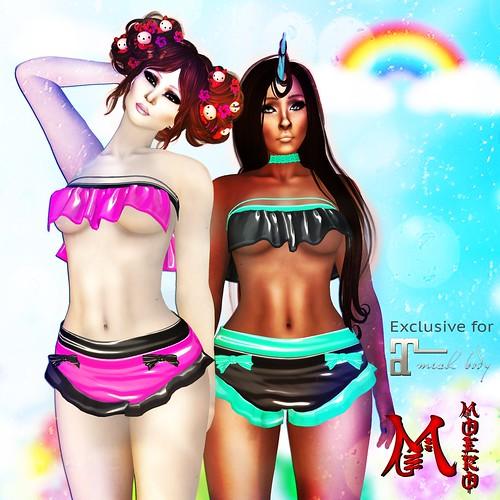 MOEKO Lorene Latex Ad