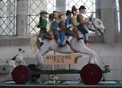 Devon. Widecombe-in-the-moor. Saint Pancras church.