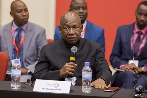 Mr. Abdoulie Janneh