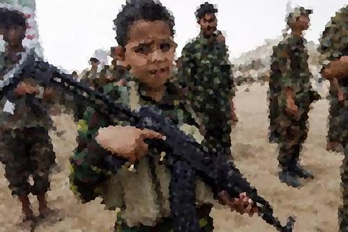 304 Child Soldier in Yemen