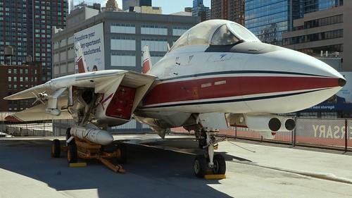 Grumman G-303 F-14D Super Tomcat 157986 in New York