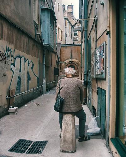 le vieil homme dans l'impasse