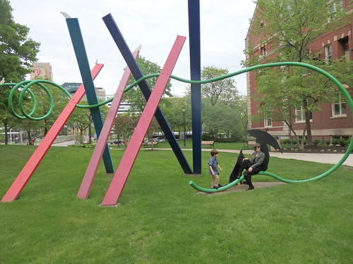 5/19/19 - Claud Foster Park: Byron and Me