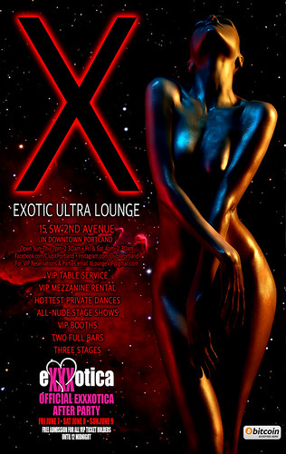 Exotic Ultra Lounge - Official Friday, Saturday & Sunday Night VIP After Parties - http://bit.ly/2Wcjd6Q