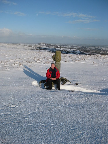 Spurell's Cross Dartmoor February 2008