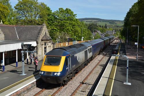 ScotRail 'Inter7City' Liveried Class 43, 43176