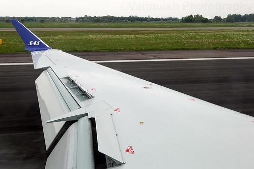 EI-FPF SAS Scandinavian Airlines System SAS CRJ-900 Copenhagen Airport