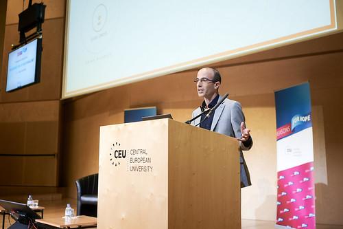 Reasons for Hope - Yuval Noah Harari: The Bright Side of Nationalism