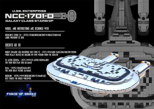 02_MOC - Force of Bricks NCC-1701-D (FOBST002)