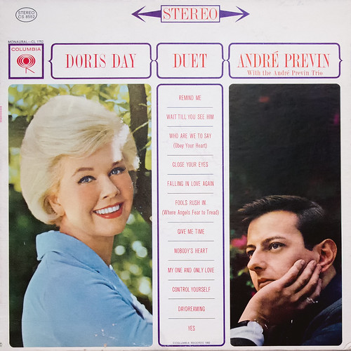 Duet – Doris Day And André Previn With The André Previn Trio