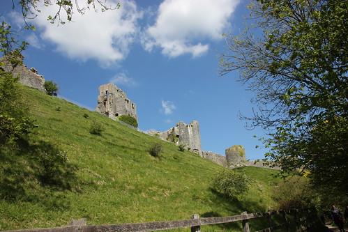 Corfe Castle Dorset (2)