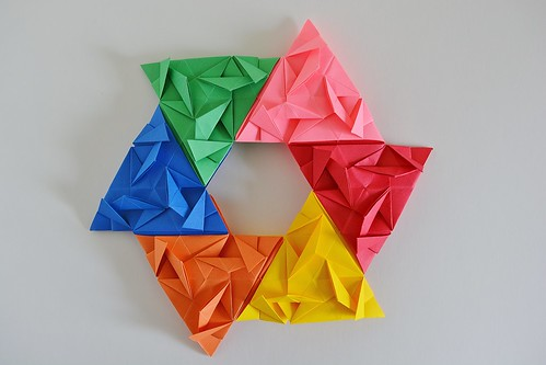 Offset Triangles Quilt (Byriah Loper)