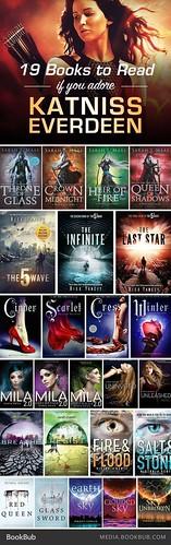 """19 Bücher zum Lesen, wenn Sie """"The Hunger Games"""" lieben – Sibel Okur – #Büche…"""