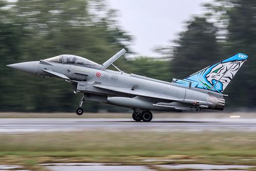 Eurofighter F-2000A Typhoon MM7322/36-40