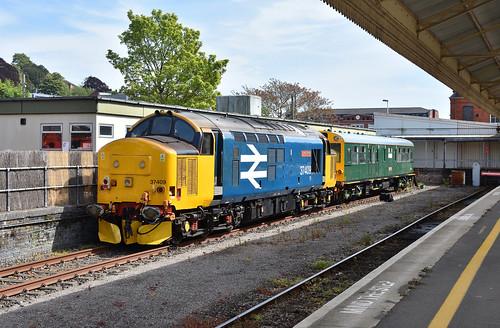 DRS - 37409 - Exeter St Davids