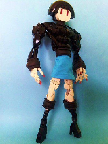 Doll Basher - Mari