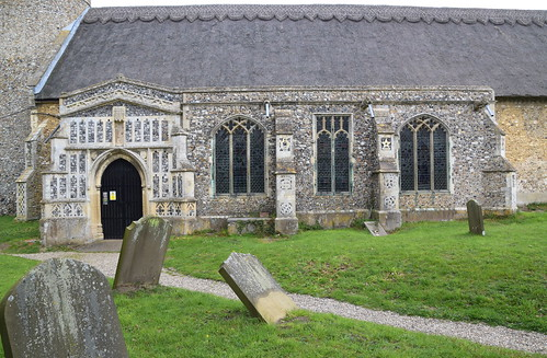 south porch and aisle