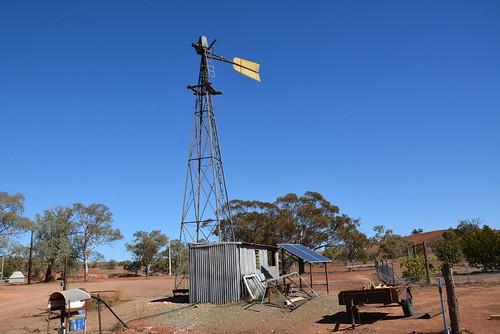 Holowiliena Station established 1852, Southern Flinders Ranges South Australia