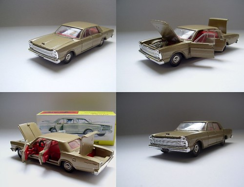 Ford Galaxie 500 (Dinky Toys 1402) F 1967 DT
