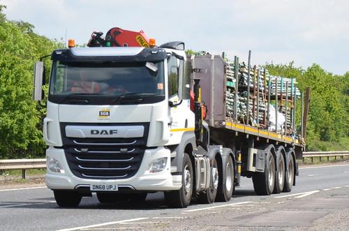 SGB Scaffolding - DN68 UPJ - A47 Norwich