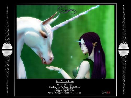Aran'orn Alicorn