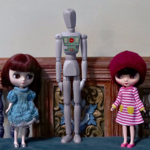 BaD May 22 - Robot