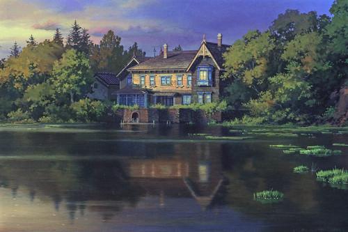 Studio Ghibli_When Marnie was there_sent by rainbow_bread (Wakako)_Japan