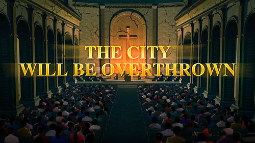 The City Will Be Overthrown