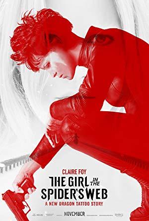 Örümcek Ağındaki Kız - The Girl İn The Spider's Web Online izle