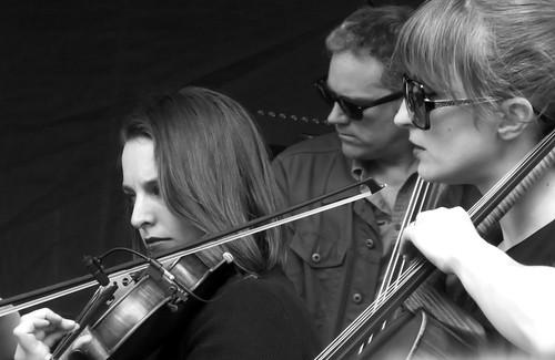 Sarah Slean's Strings