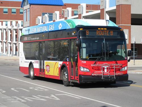 St Cloud Metro Bus 728